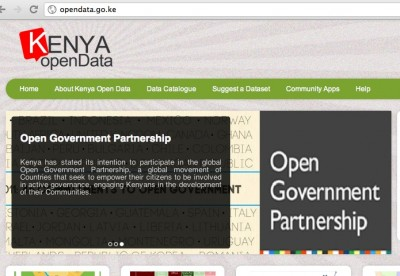 Kenya Open Data