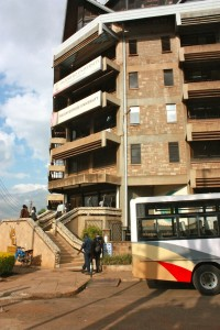 Inoorero University, Nairobi.